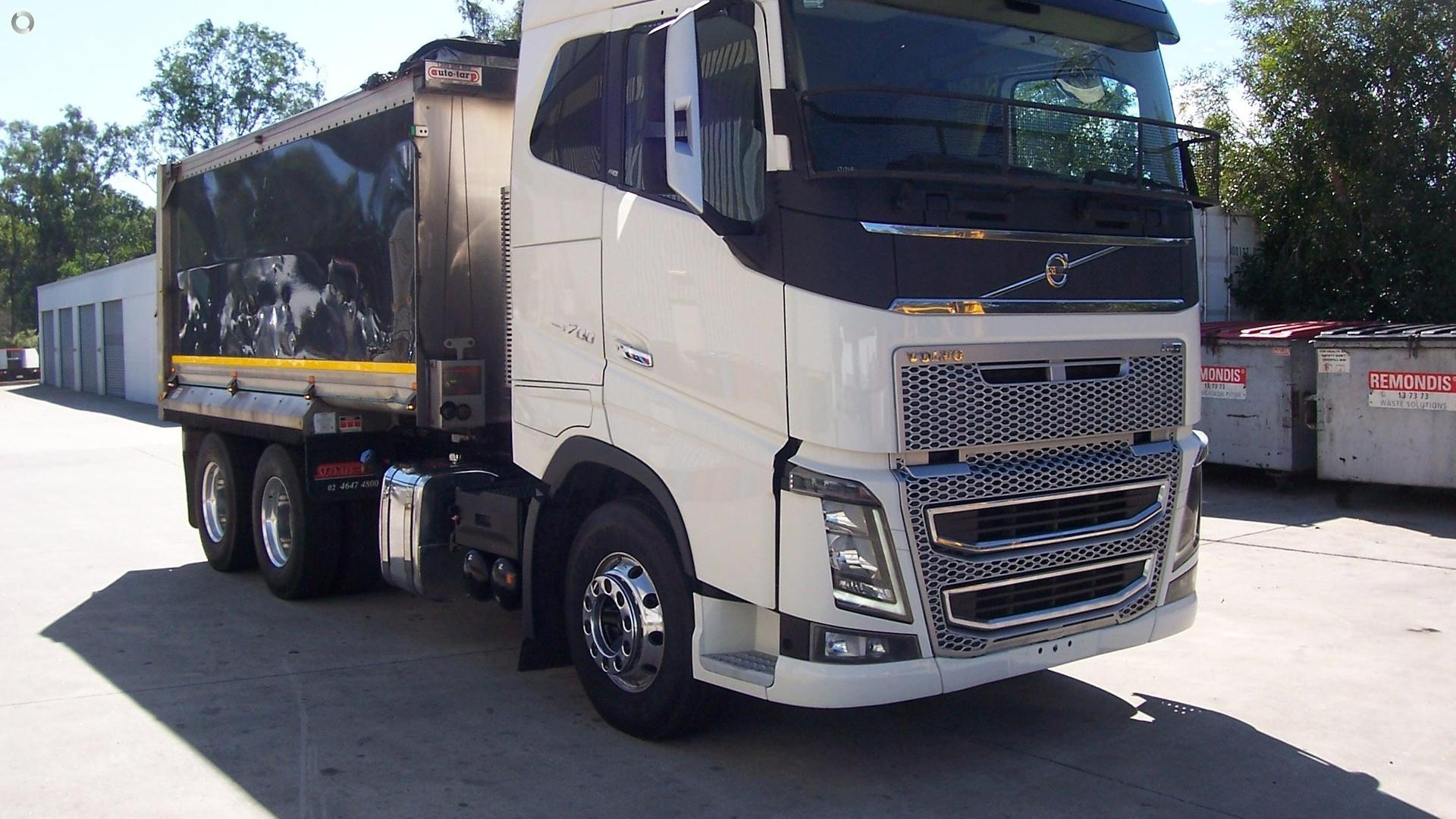 2016 Volvo FH16