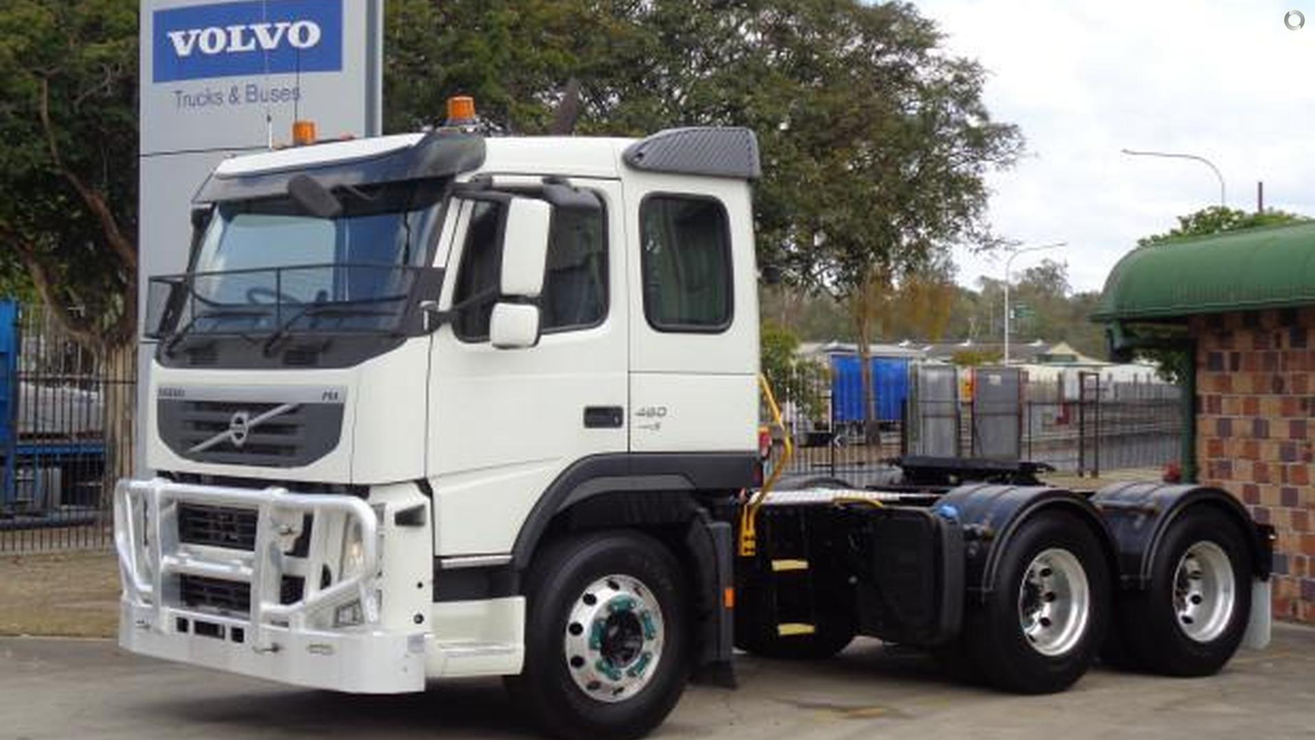 2014 Volvo FM460 460