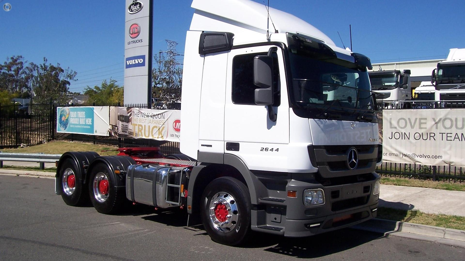 2012 Mercedes-Benz 2644 Actros