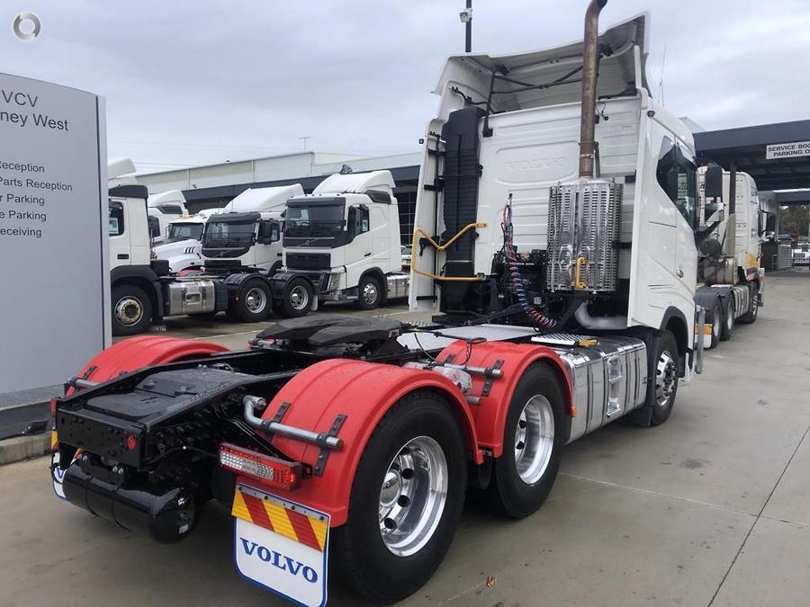 2016 Volvo FH16