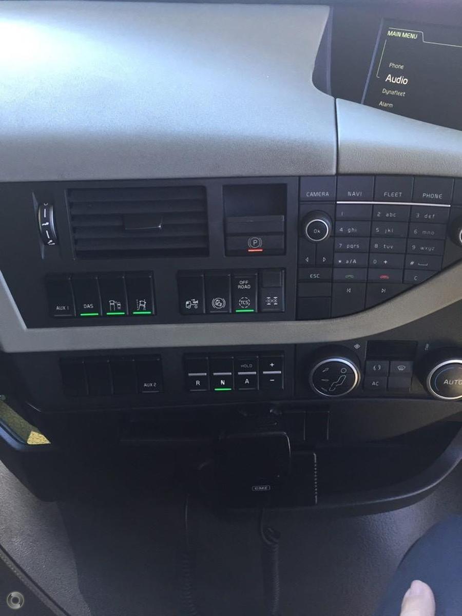 2016 Volvo FH600