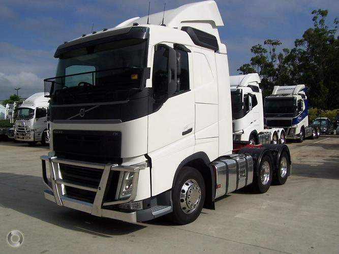 2014 Volvo FH540