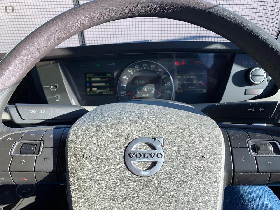 2016 Volvo FH540