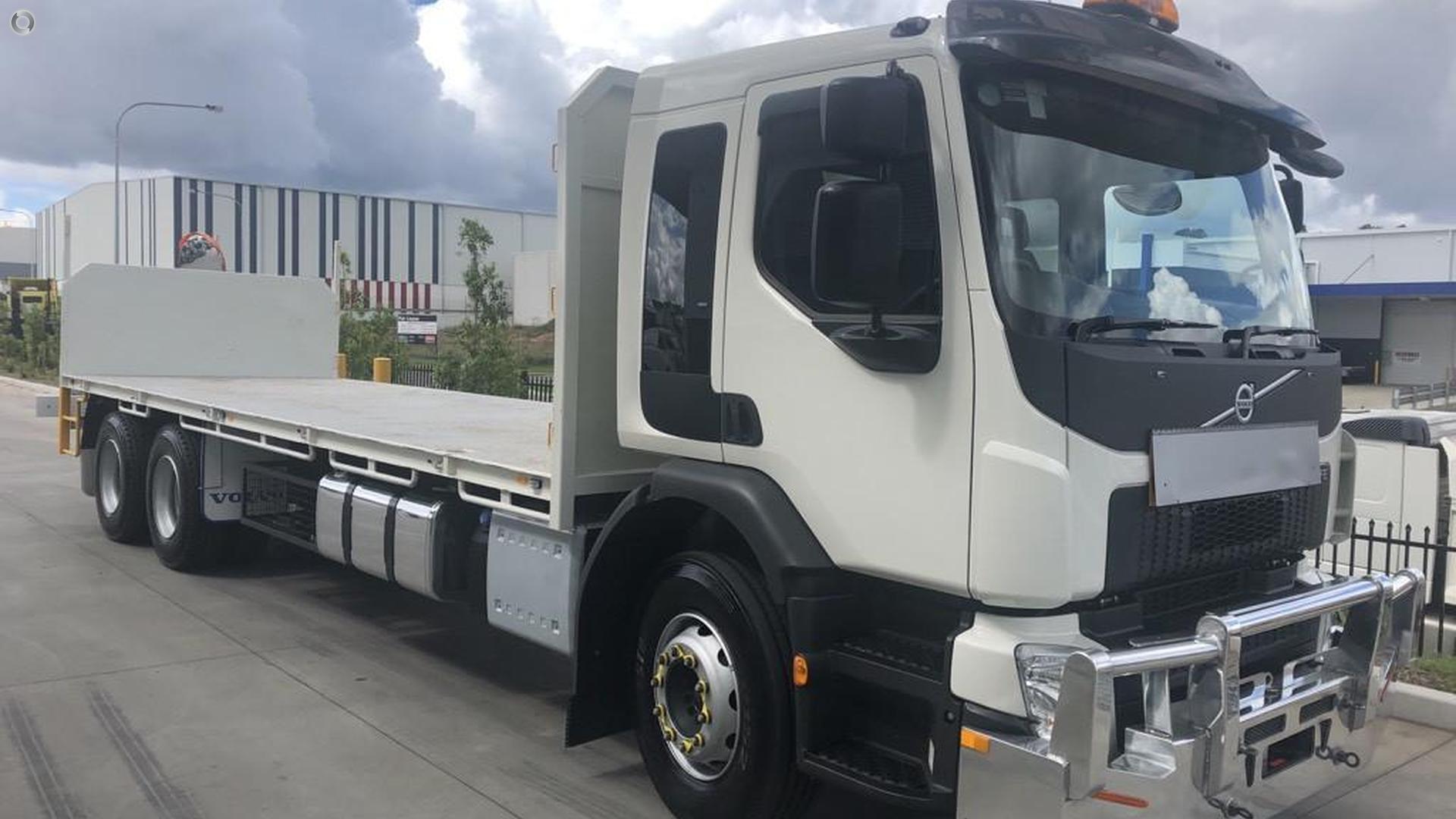2018 Volvo FE240/280/320 FE320
