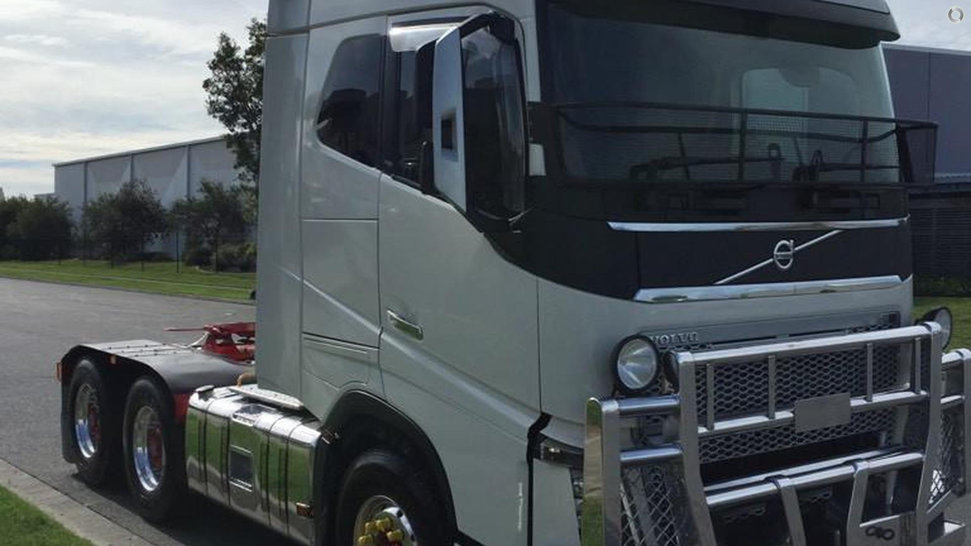 2014 Volvo FH700 Globetrotter