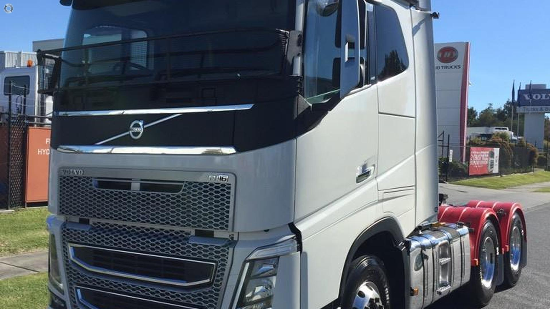2016 Volvo FH600