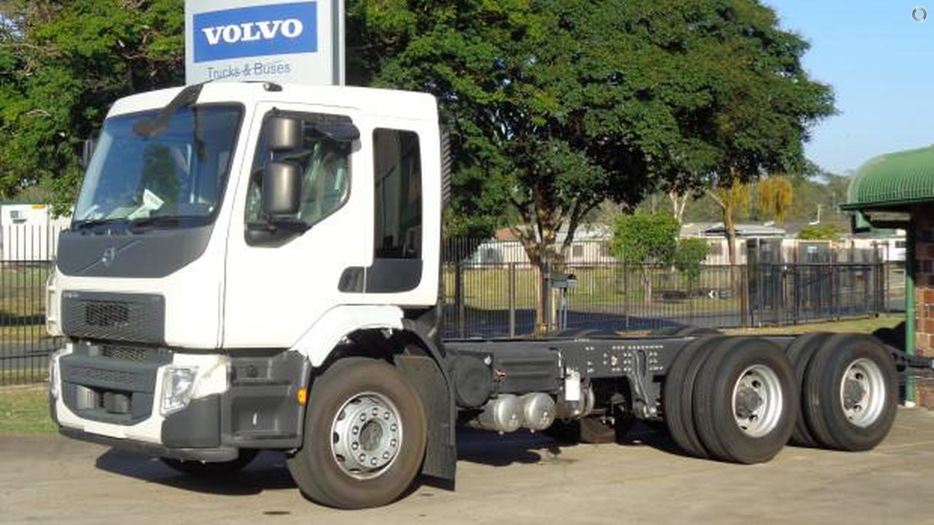 2018 Volvo FE240/280/320 FE 280