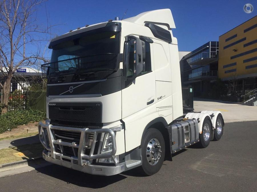 2016 Volvo FH540