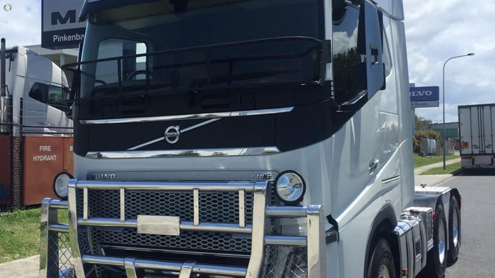 2014 Volvo FH700 GLOBETROTTER
