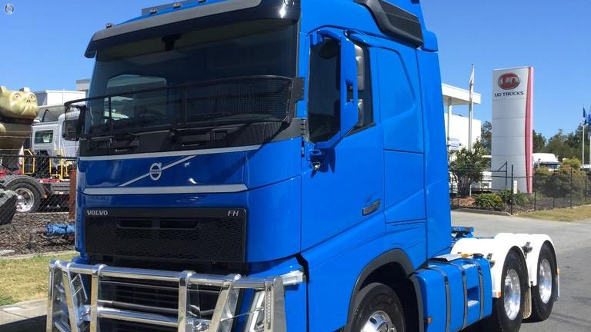 2016 Volvo FH540 FH540