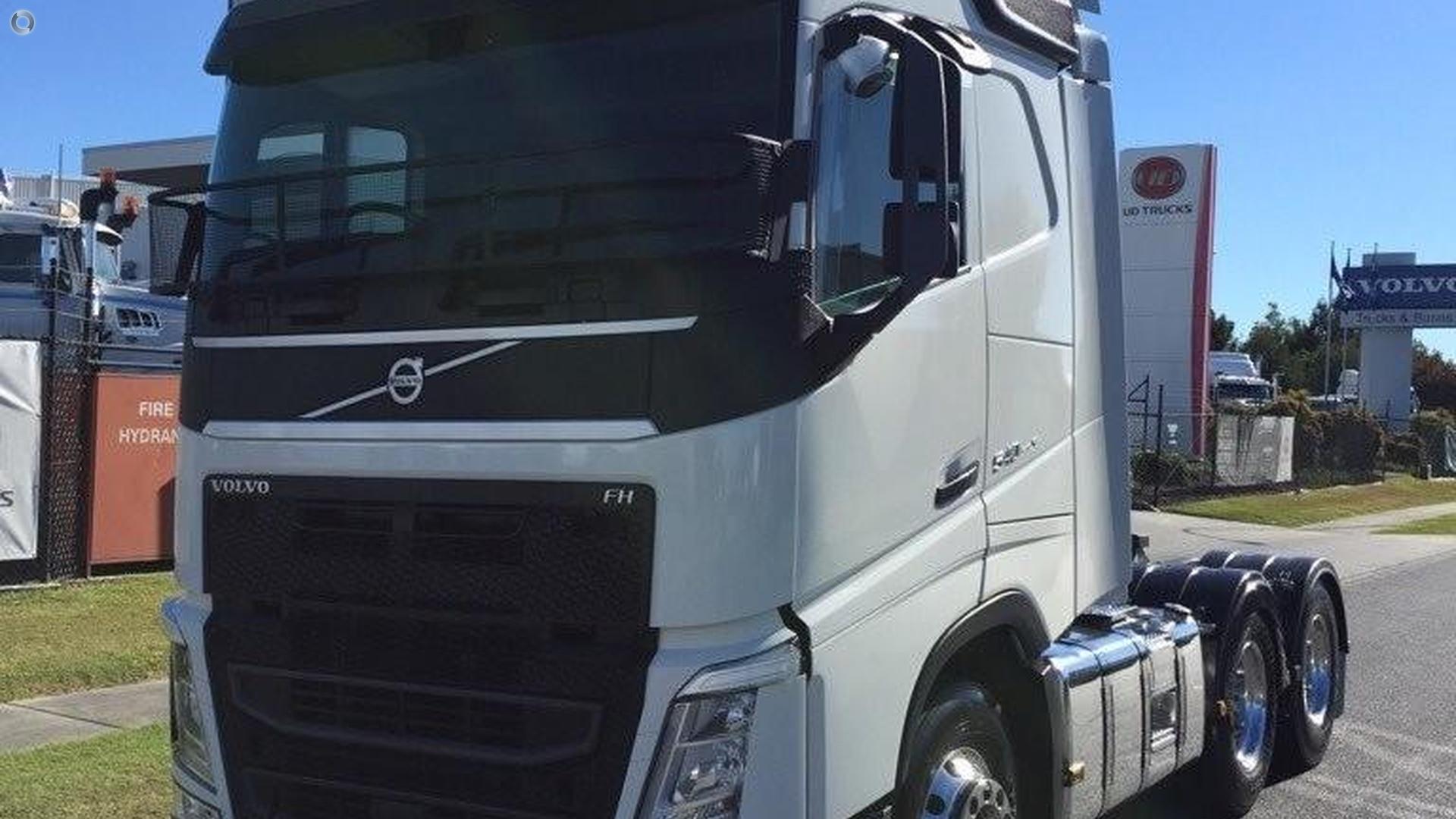 2015 Volvo FH540