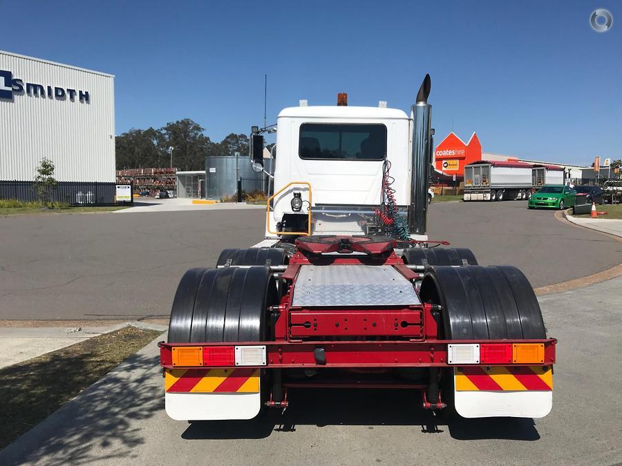 2014 Mack TRIDENT Axle Back