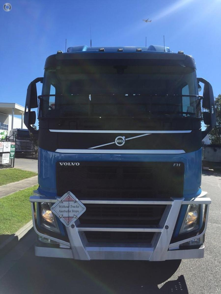 2015 Volvo FH540