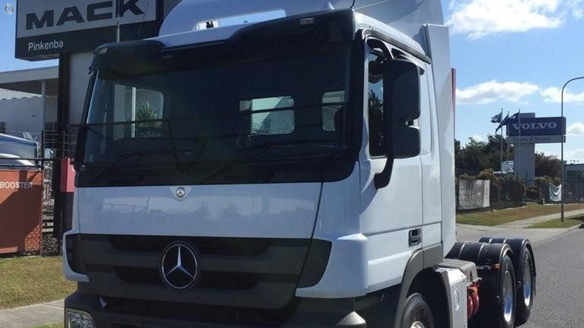 2013 Mercedes-Benz 2644