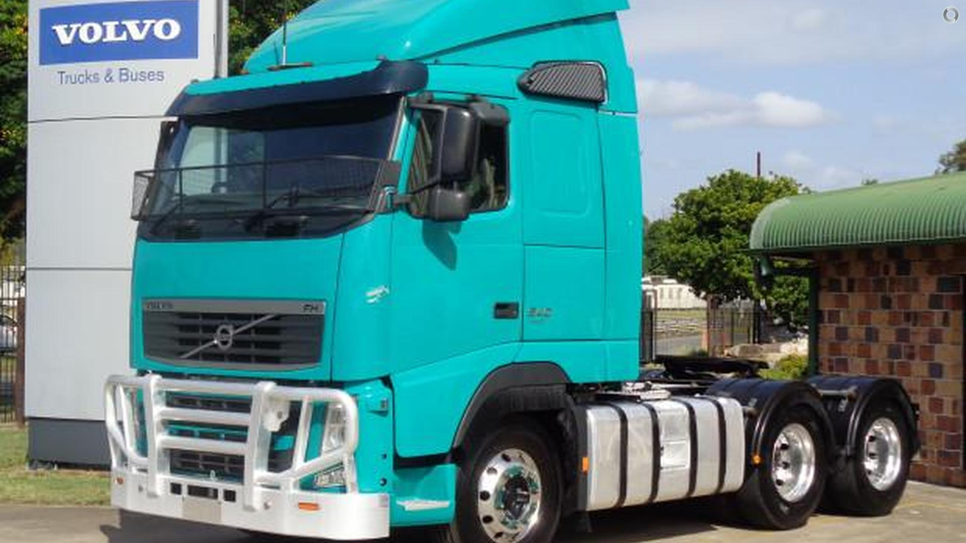 2013 Volvo FH540 540