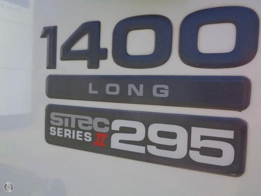 2008 Isuzu FVY1400