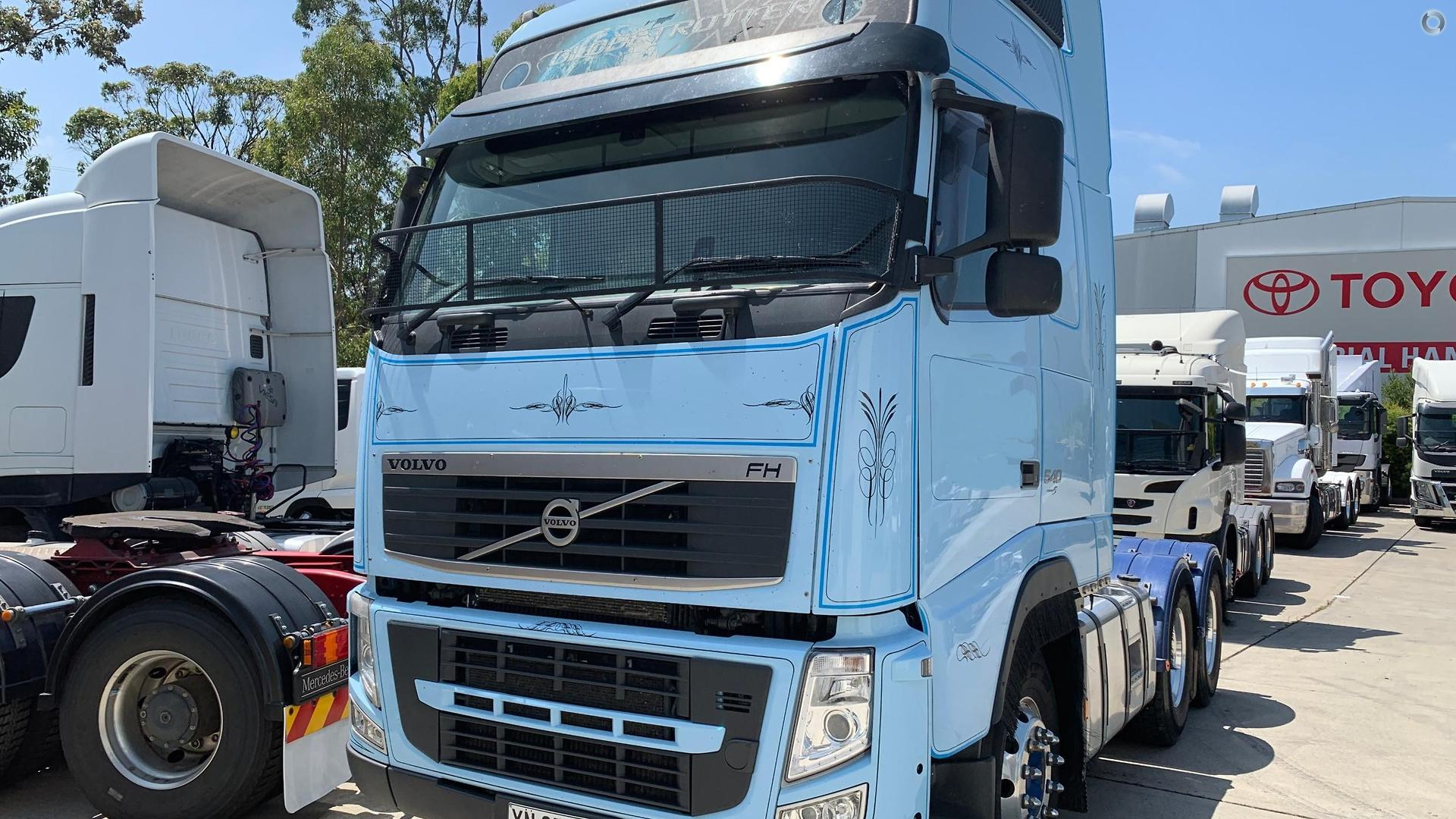 2013 Volvo FH540 FH540