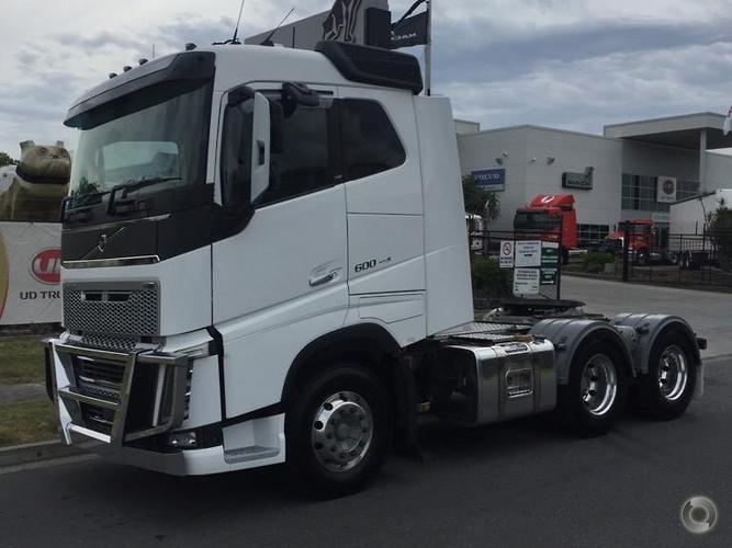 2014 Volvo FH600