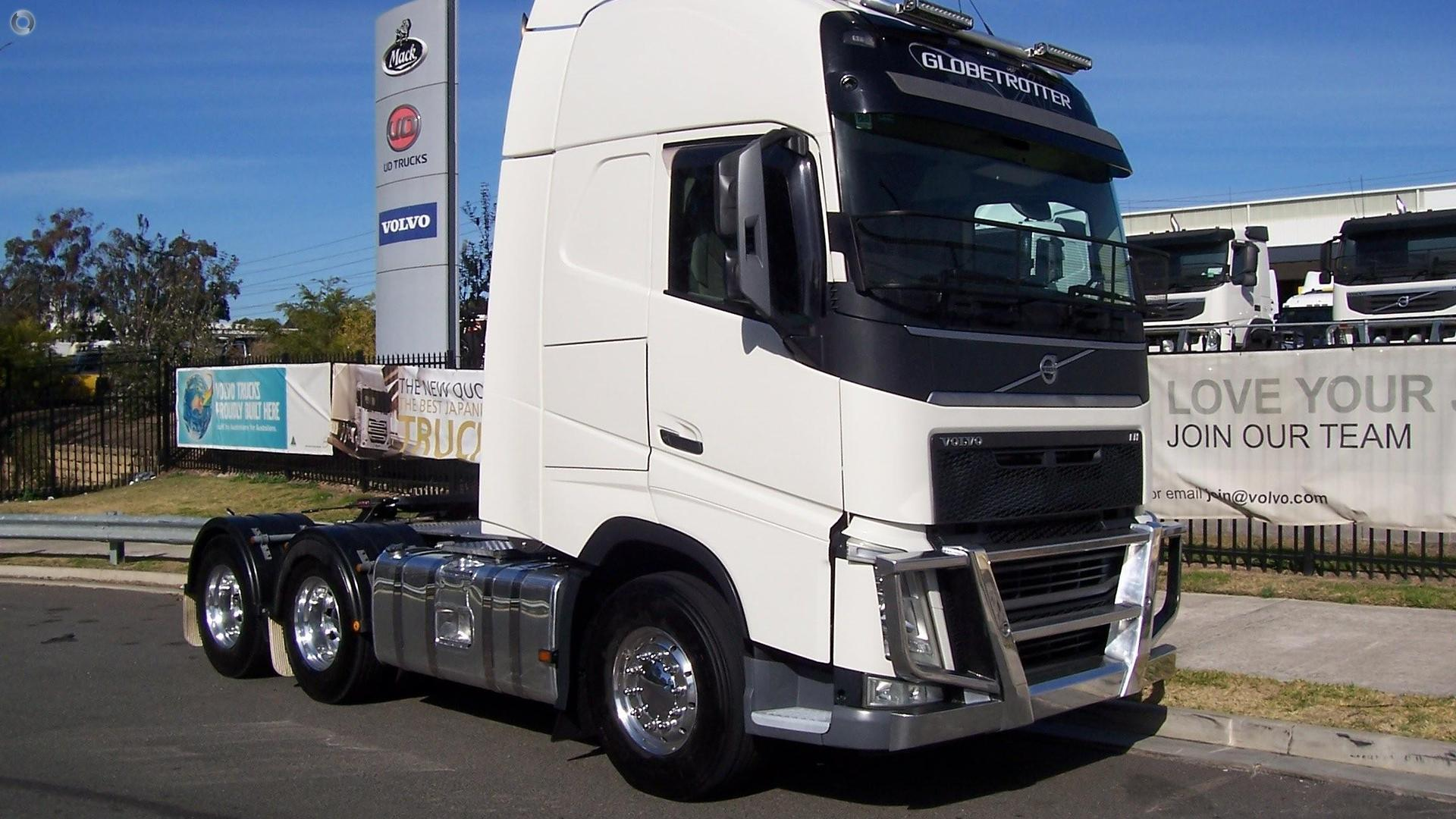 2014 Volvo FH540 Globetrotter